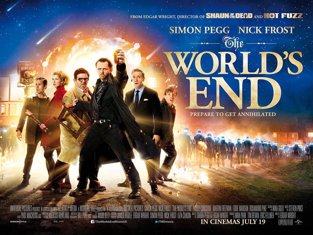 Watch The World's End Movie Online